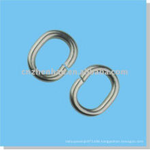 curtain accessory-Stainless steel loop-metal curtain ring for curtain rod,Iron ring for awning blind,window blind component