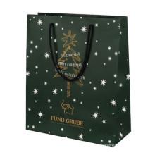 Weihnachtspapierbeutel für Geschenkverpackung