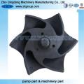 Goulds 3196 Centrifugal Pump Impeller Titanium