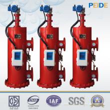 Automatisches Dreiphasen-Selbstreinigungs-Wasserfilter-System für Seewasser