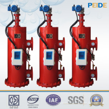 Automatic Three-Phase Self Cleaning Water Filter System for Sea Water