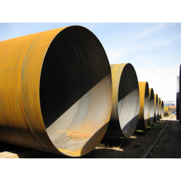 stable stock with Q345 16Mn JCOE LSAW welded steel pipe/tube for hot sale