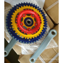 Bicycle Accessories of Chain Wheel & Crank