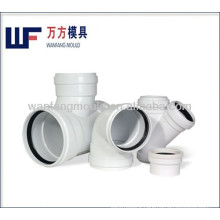 plastic pipe fitting mold PVC pipe bend mould mold