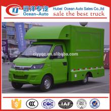 2016 venta caliente KARRY carrito de comida móvil precio