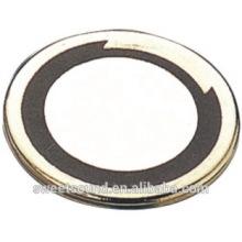 Élément céramique piézoélectrique pour transducteur ultrasonique 20mm 1700khz piezo pour humidificateur