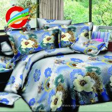 tela de cama de buena calidad textil microfibra 100% poliéster