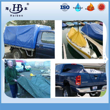 PVC coating vinyl tarpaulin for boat cover