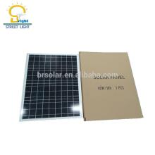 painéis solares do preço por watt, célula solar da eficiência elevada, 5W-300W produzem
