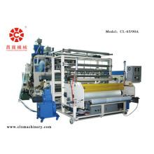 Máquina de fabricação de filme Stretch LLDPE