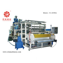 LDPE co-extrusie rekfoliemachines