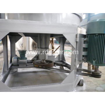reliable supplier new technology drying equipment rotary spin flash dryer for bentonite