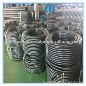 HDPE roll pipe for water supply with competitive price and high quality