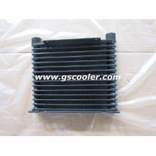 Brazed Oil Cooler for CNC Machine