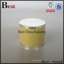 tapa de perfume de metal para botellas de perfume de rosca muestra gratis hecha en china