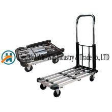 Camión manual de plataforma de aluminio pH153A