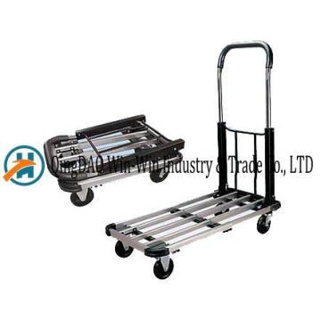 Chariot à main à plate-forme en aluminium pH153A