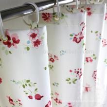 Cortinas de la ducha de la decoración del cuarto de baño del hogar