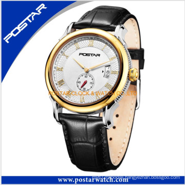 2016 Newest Stainless Steel Man Watch Manufacturer in China