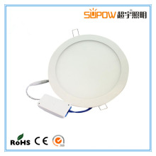 Dimmable Commercial Super Thin LED Painel Light com Ce / RoHS