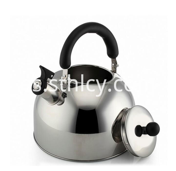 Stainless Steel Kettle Healthy