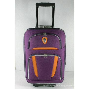 Bolso suave del equipaje de la carretilla del EVA del caso suave barato