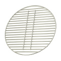 Outdoor Carbon Fire Cooking Food Round Stainless Steel Barbecue Grate Bbq Grill Netting Wire Mesh Net
