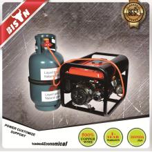 BISON (КИТАЙ) 170F Максимальная мощность двигателя 3000W LPG Генератор метана