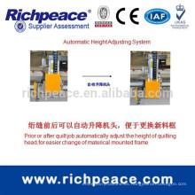 Richpeace máquina de elevación computarizada cabeza de elevación único acolchado