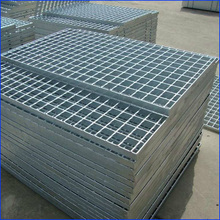 Anti-corrosion Forge-Welded Steel Grating