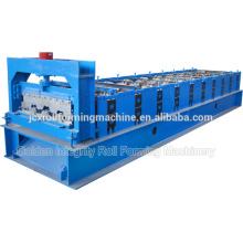 Máquina de panel de cubierta de acero