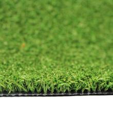 Mini-golf synthétique bon marché mettant des dalles de gazon