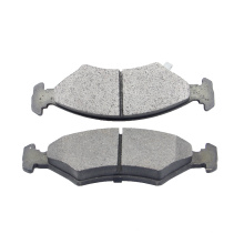 D649 sales factory price OEM brake wear indicator equipped front brake pads for KIA SEPHIA Saloon