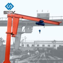Grúa de horca de brazo giratorio de 360 grados en venta