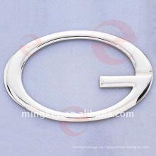 Accesorios de cinturón decorativo del bolso de la letra G-Circle Word (O39-768A)