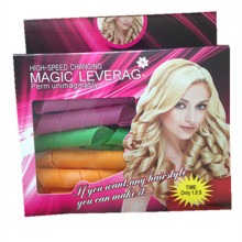 Rolo mágico do cabelo 18PCS com 2 ganchos (HEAD-127)