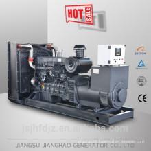 Fabrik direkt verkaufen 300KW Chinese SDEC motor diesel power generator set 375kva generator set preis