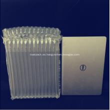 Embalaje de columna de embalaje de aire para portátil