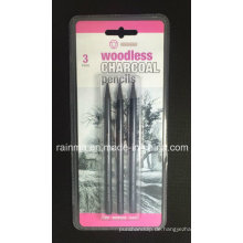 Woodless Graphit Bleistifte 3 PCS Blister Verpackung