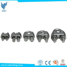 JIS padrão 410 amostra livre aço inoxidável grampos profissional