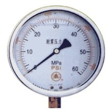 YN Shockproof Pressure Gauge