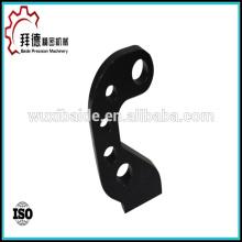 OEM personalizado cnc mecanizado de piezas de maquinaria textil cnc fresado torneado de la máquina textil piezas de servicio