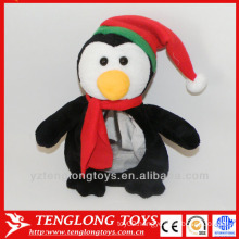 wholesale cute cartoon penguin stuffed christmas toy