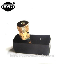 ss316 hydraulic flange needle valve