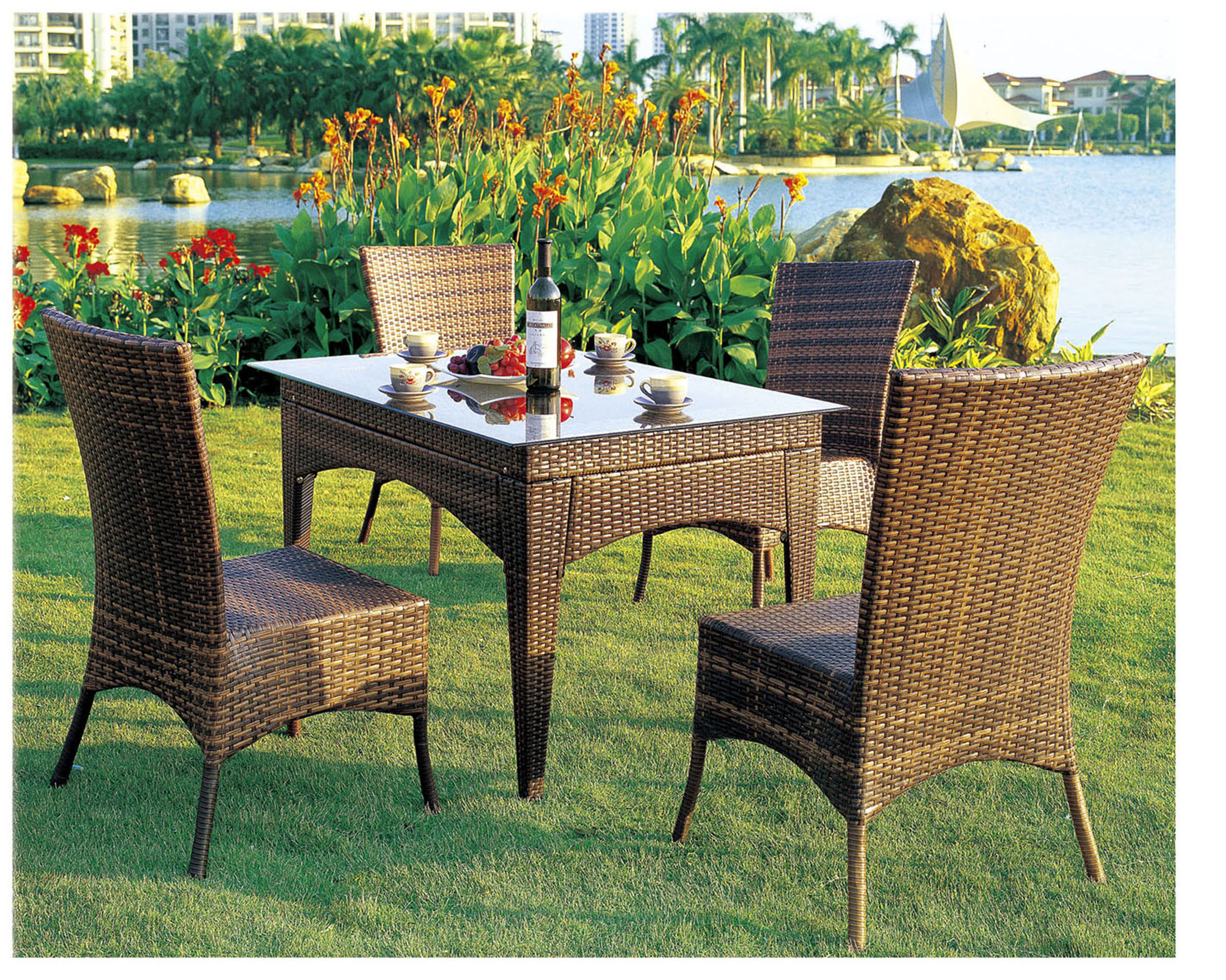 Outdoor Garden Place Patio Furniture