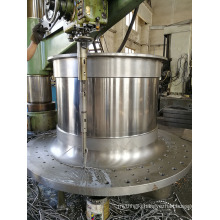 Ball Mill End Cover Design and Casting