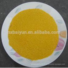 Traitement de l'eau poly aluminium chlorure pac