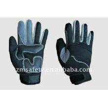 Anti vibration padded mechanic glovesJRM33