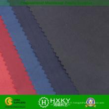 Tissu de jacquard de DOT de Spandex de poly de mémoire semi pour la veste
