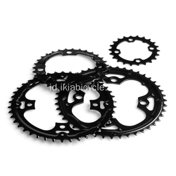 Cycle Alloy Chainwheel dan Crank 44T Chainring
